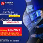 Khai giảng khóa cấp tốc chuyên gia an ninh mạng AN2S  ngày 4/8/2021