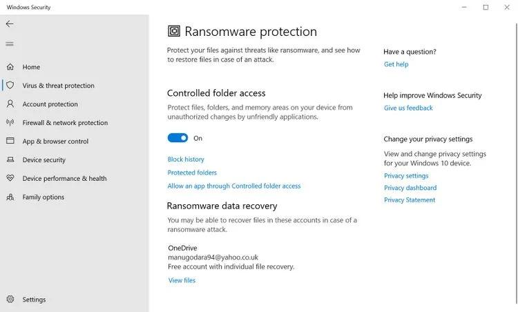 Cách khôi phục dữ liệu bị mất sau cuộc tấn công Ransomware