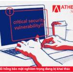 Top 30 lỗ hổng bảo mật nghiêm trọng đang bị khai thác nhiều nhất
