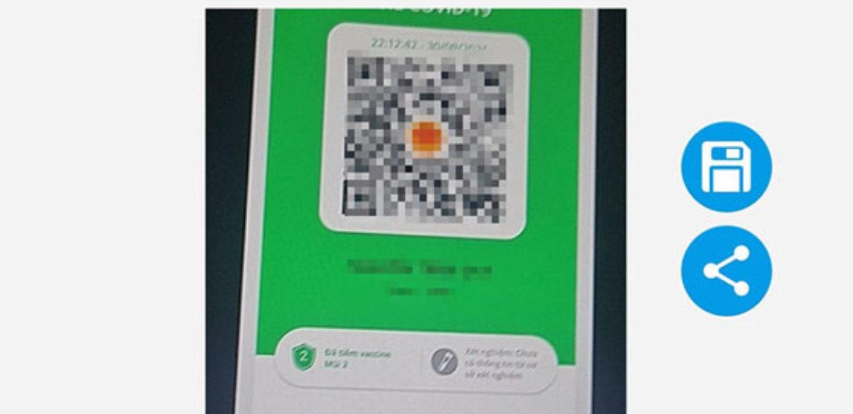 Khoe 'Thẻ xanh Covid' do PC-Covid tạo ra lên mạng, coi chừng lộ thông tin cá nhân