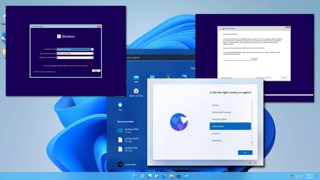Tài Windows 11 chính thức từ Microsoft