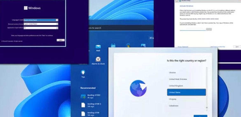 Tải Windows 11 chính thức từ Microsoft